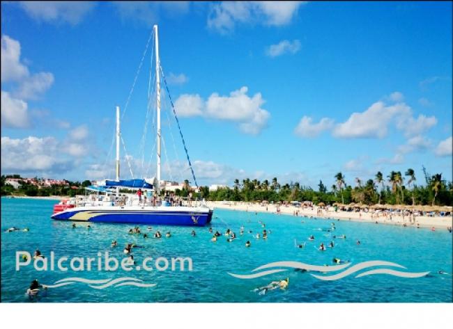 Paquete a Saint Maarten