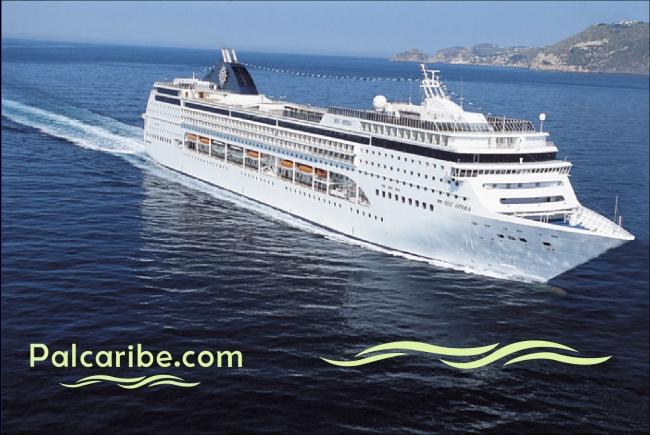 Crucero desde Cuba en oferta