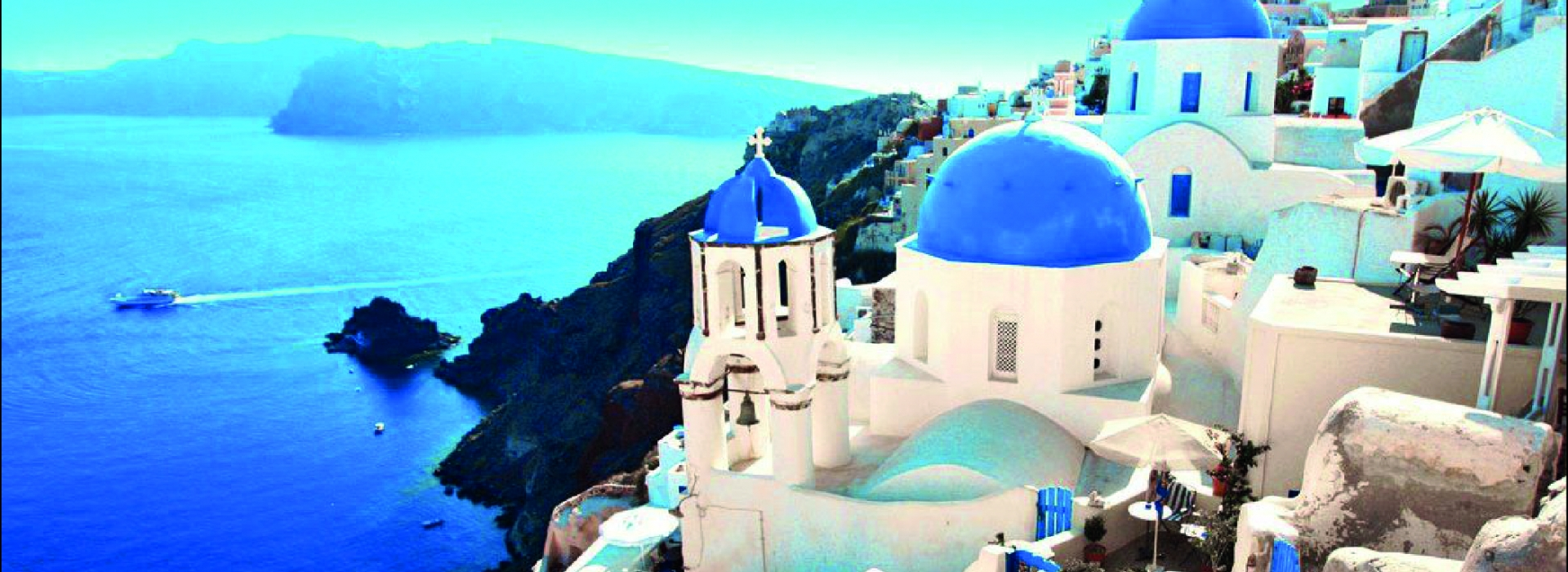 Grecia & Islas