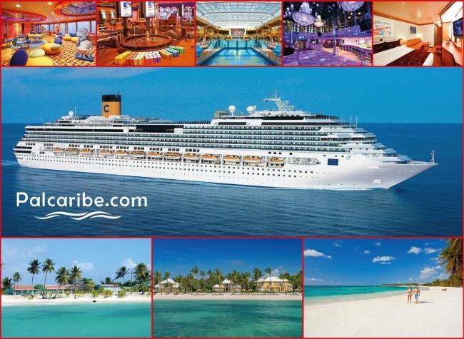 Crucero por el Caribe + Punta Cana