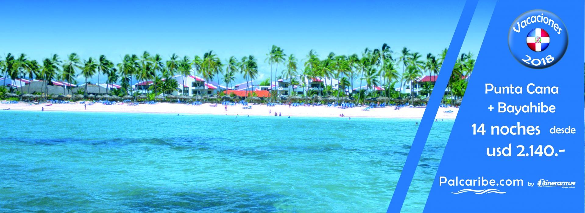 Punta Cana y Bayahibe